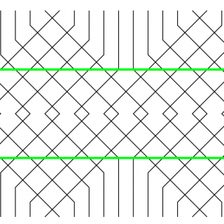 Blob algebra approach to modular representation theory