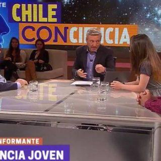"""Entrevista en """"El Informante"""" de TVN"""