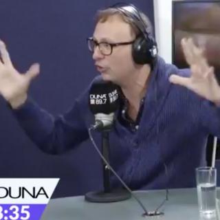 Entrevista radio Duna
